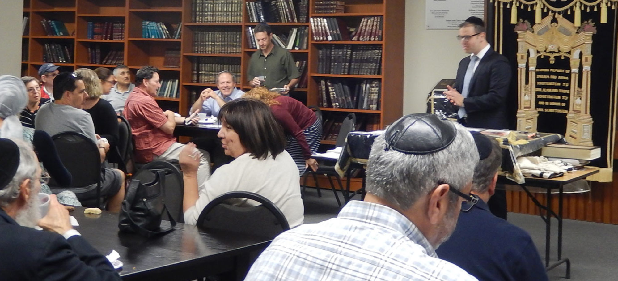 The Columbus Community Kollel